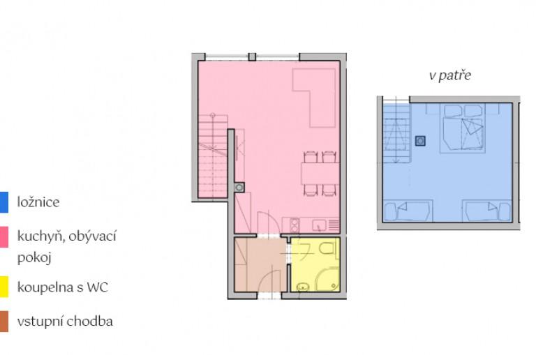 Apartmán 4